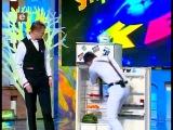 Игорь и Лена.Холодильник